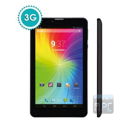 "Alcor Access D746I 7"" 4GB 3G Dual SIM tablet fekete"