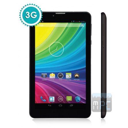 """Alcor Access Q781M 7"""" 8GB 3G Dual SIM tablet fekete"""