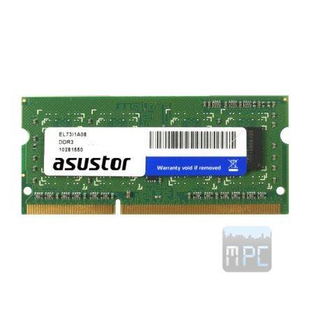 Asustor 2GB DDR3 - SODIMM memória Low-Voltage