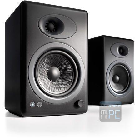Audioengine A5+ 2.0 hangszóró fekete