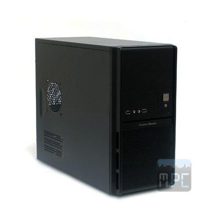 Cooler Master Elite 342 (táp nélkül) microATX ház fekete
